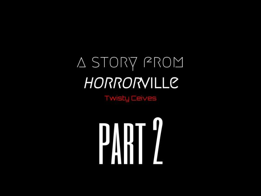 A Story From Horrorville- The Specter Eclipse