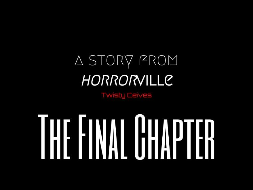 A Story From Horrorville- The Specter Ellipse